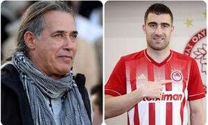 Σωκράτης Παπασταθόπουλος: Το απίστευτο μήνυμα του Παντελή Θαλασσινού στον παίκτη (photos)