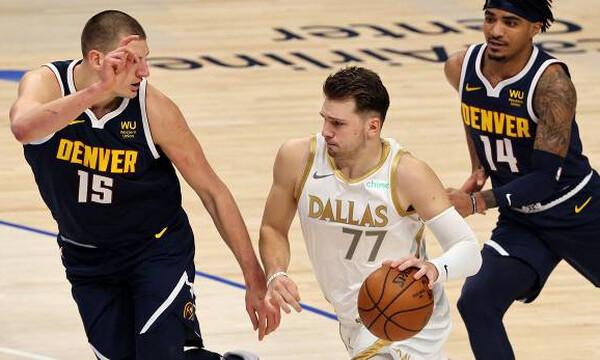 NBA: Γράφει ιστορία ο Ντόντσιτς (photos+video)