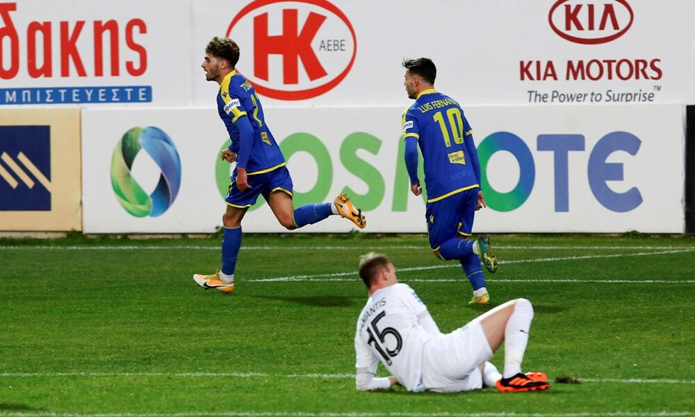 ΟΦΗ - Αστέρας Τρίπολης: Το κάρφωσε ο Τζίμας, πρώτο γκολ στην Super League (photos+video)