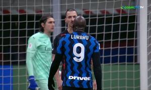 Χαμός στο Ίντερ-Μίλαν - Στα χέρια Ιμπραΐμοβιτς και Λουκάκου: «Πάμε μέσα τώρα» (video)