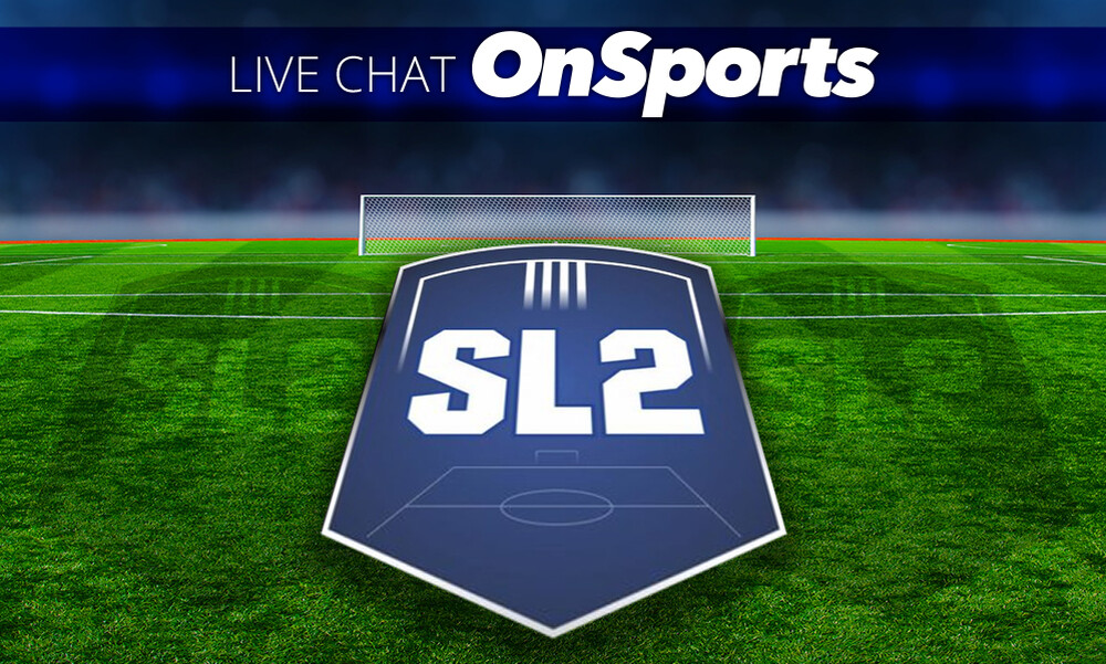 Live Chat η Super League 2 - 4η αγωνιστική