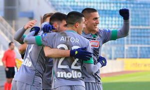 ΝΠΣ Βόλος-Παναθηναϊκός 0-2: Με άγρια νιάτα και Μαουρίσιο ήρθε η πέμπτη σερί νίκη (video)