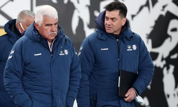 Γκουτσίδης: «Ίσως να ήταν το χειρότερο παιχνίδι μας»!