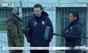 Πόποβιτς: «Σε 5-6 αγωνιστικές θα φανεί όποιος μπορεί να ξεχωρίσει»
