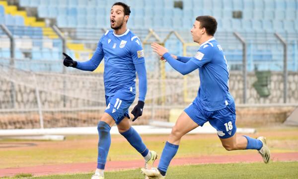 Λαμία-Απόλλων Σμύρνης 1-0: Τα highlights της νίκης των Φθιωτών (video)