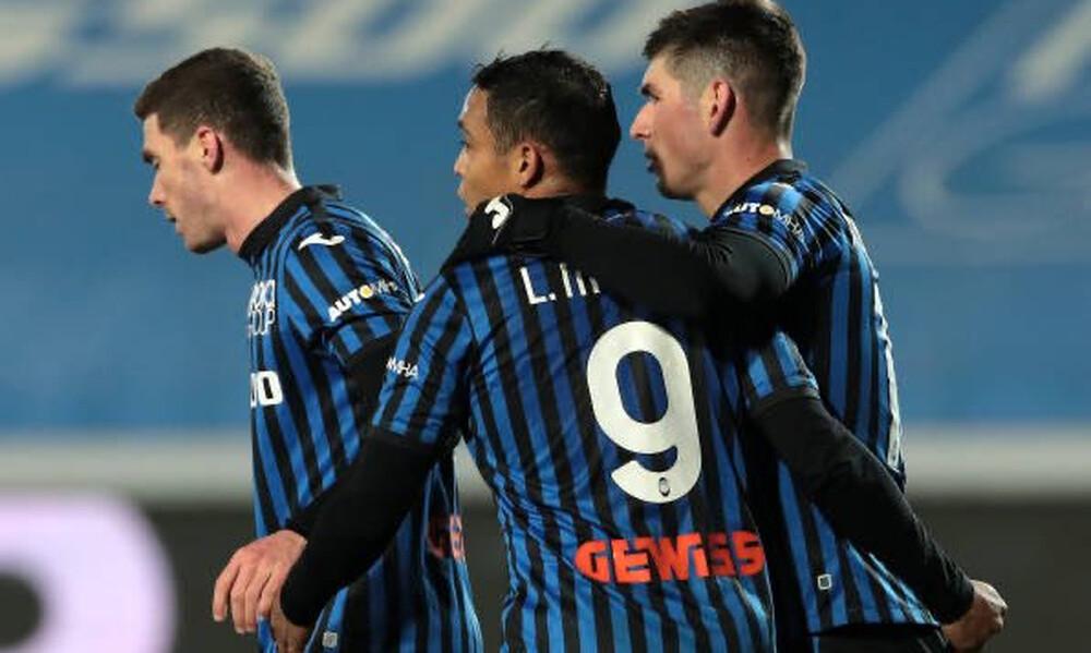 Κύπελλο Ιταλίας: Ματσάρα και πρόκριση Αταλάντα κόντρα στη Λάτσιο! (Videos)