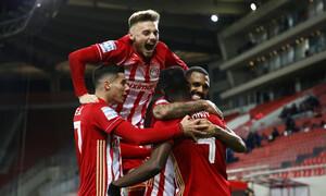 Ολυμπιακός-ΠΑΟΚ 3-0: Τον… τελείωσε με τριάρα (photos+videos)