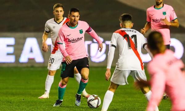 Κύπελλο Ισπανίας: Ανατροπή και πρόκριση για Μπαρτσελόνα! (Videos)