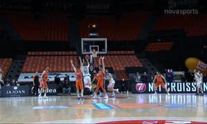 Βαλένθια-Ζαλγκίρις 78-79: Νίκη 8άδας με απίστευτο buzzer beater (video)