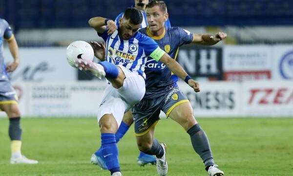 Super League: Αυλαία στο Αγρίνιο