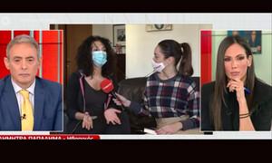 Κοινωνία ώρα Mega: Ένταση στην εκπομπή! Η Παπαδήμα αρνήθηκε να συνομιλήσει με τον Μπέζο