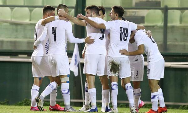 Εθνική Ελπίδων: Οι αντίπαλοι στα προκριματικά του Ευρωπαϊκού Πρωταθλήματος 2021-23