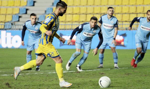 Παναιτωλικός-Ατρόμητος 1-1: Τα highlights του αγώνα στο Αγρίνιο (video+photos)