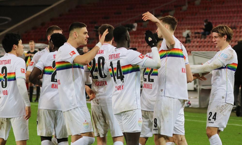 Bundesliga: Νίκη μετά από τρεις γκέλες για τη Στουτγάρδη