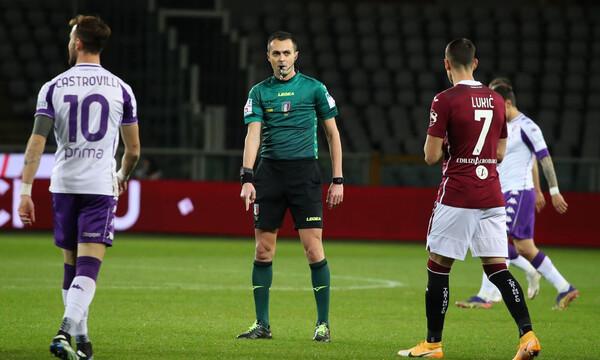 Serie A: Ματς… ροντέο και τελικά ισοπαλία στο Τορίνο-Φιορεντίνα! (Video+Photos)