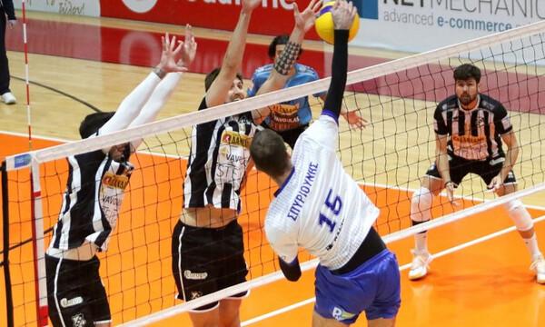 Volley League: Αυλαία σε Νέα Σμύρνη και Κηφισιά