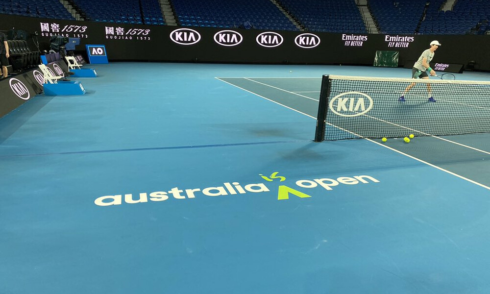 Australian Open: Με κόσμο το τουρνουά