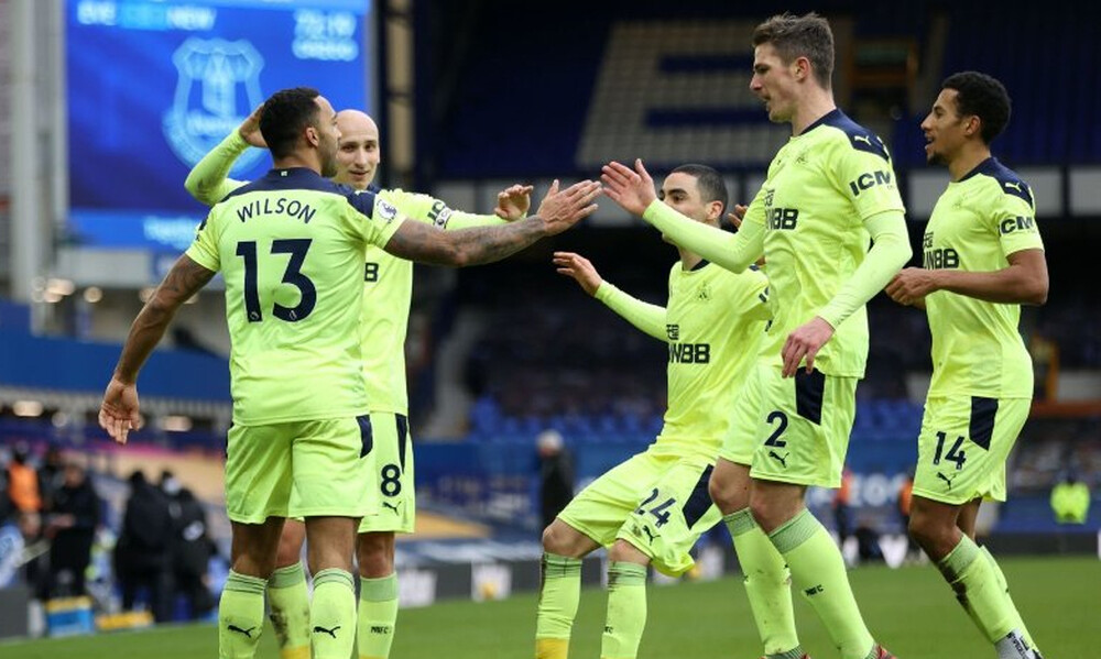Premier League: Η Νιούκαστλ… κατασπάραξε τα «ζαχαρωτά»! (Video+Photos)