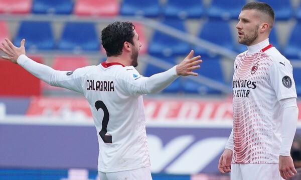 Serie A: Δεν αποχωρίζεται την κορυφή η Μίλαν! (Videos+Photos)