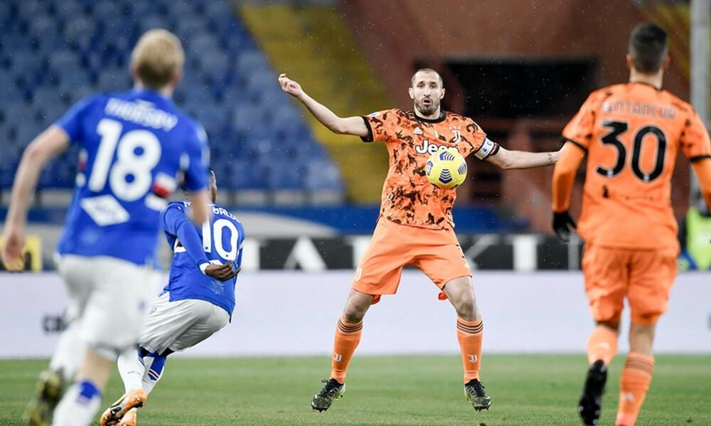 Serie A: «Πέρασε» απ' τη Γένοβα η Γιουβέντους!