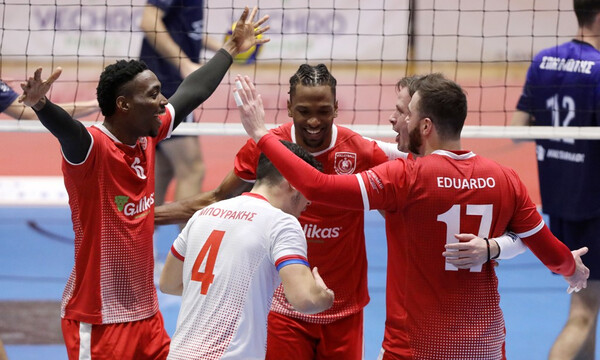 Volley League: Πέρασε από Κηφισιά ο Φίλιππος (photos)