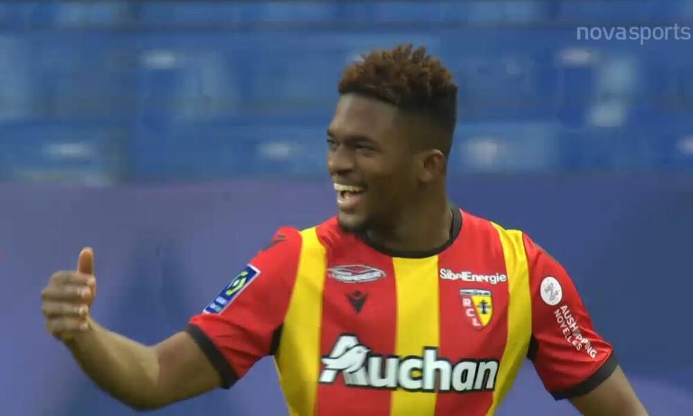 Ligue 1: Νίκη κι εξάδα για τη Λανς (video)