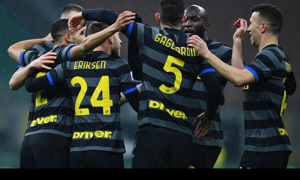 Serie A: Τεσσάρα η Ίντερ! (Videos+Photos)