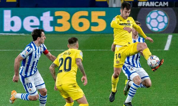 La Liga: Ένα στην αρχή ένα στο τέλος και Βιγιαρεάλ-Σοσιεδάδ 1-1! (Video+Photos)!