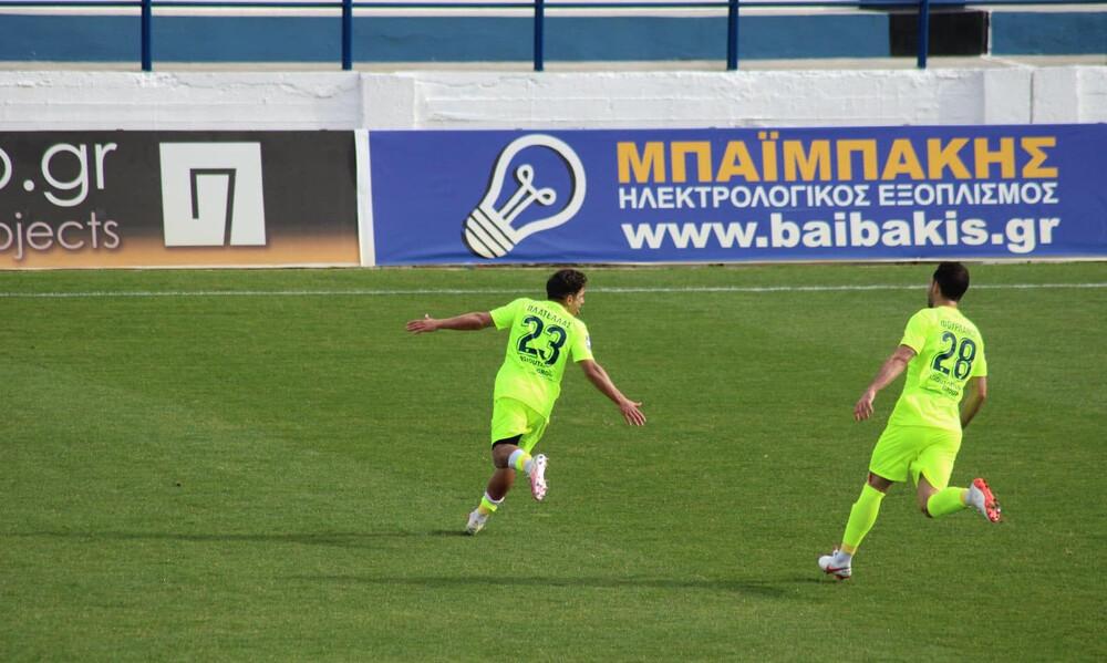 Ιωνικός-ΟΦ Ιεράπετρας 2-1: Αγχώθηκαν αλλά νίκησαν οι Νικαιώτες