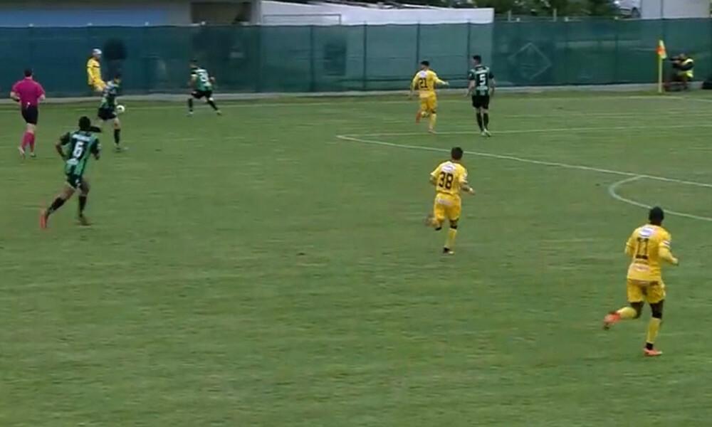 Καραϊσκάκης-Εργοτέλης 0-1: Απόδραση με Πατρινό! (video)
