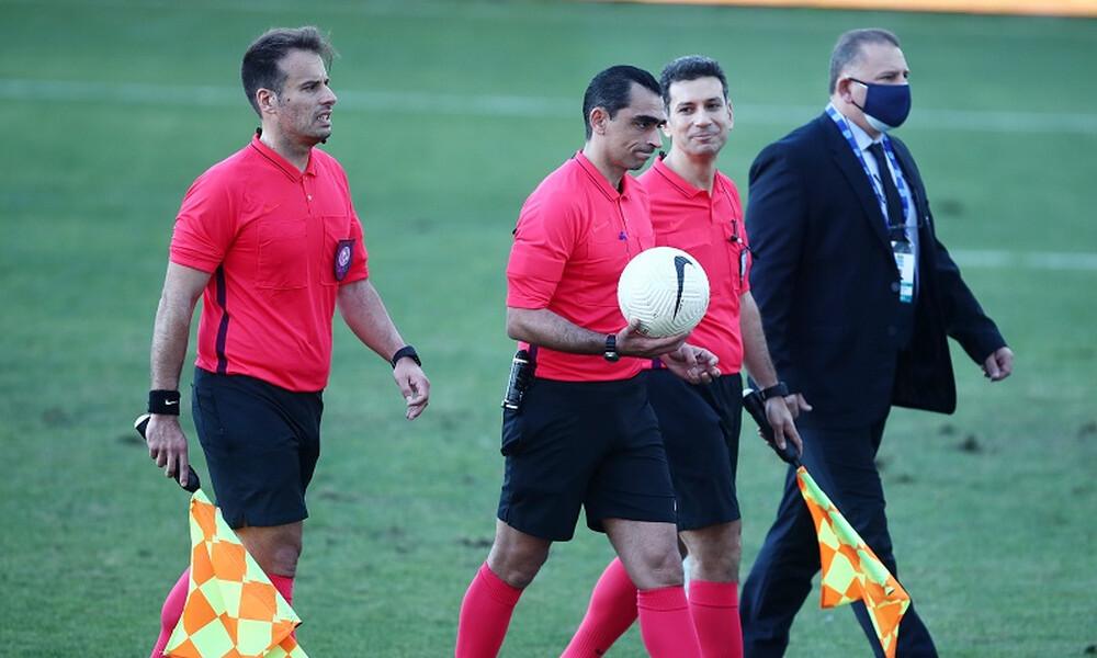 AEK: «Τρελαμένοι» με Ζαχαριάδη - «Νίκη απέναντι στην κακή διαιτησία του» (photo)