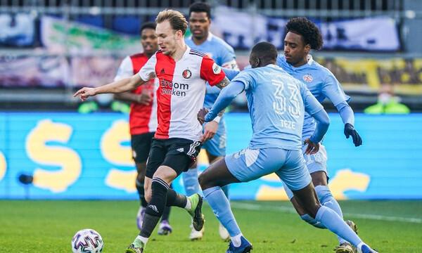 Φέγενορντ-Αϊντχόφεν: Υποταγή της PSV στο Ρότερνταμ! (Video+Photos)