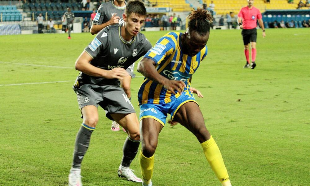 Αστέρας Τρίπολης: Στη Serie B ο Αντζουλάς