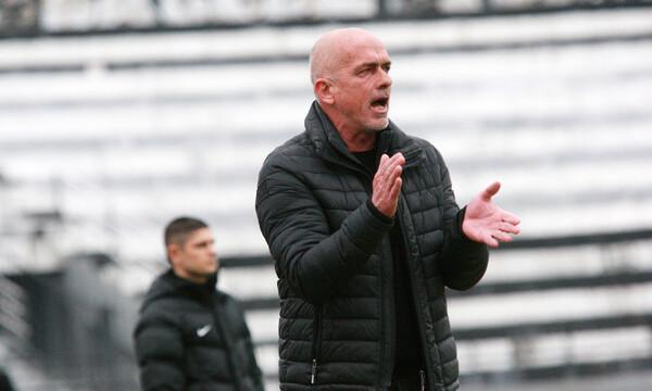 Κολιτσιδάκης: «Δεχτήκαμε εύκολα γκολ»