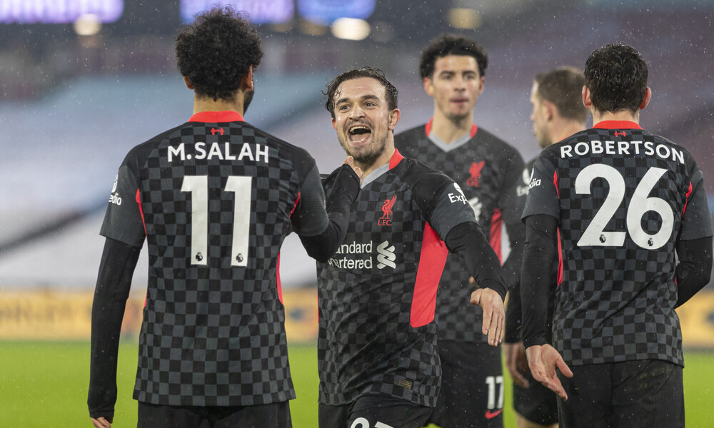 Premier League: «Δαίμονας» Σαλάχ κι άνετο πέρασμα της Λίβερπουλ από το Λονδίνο (video+photos)