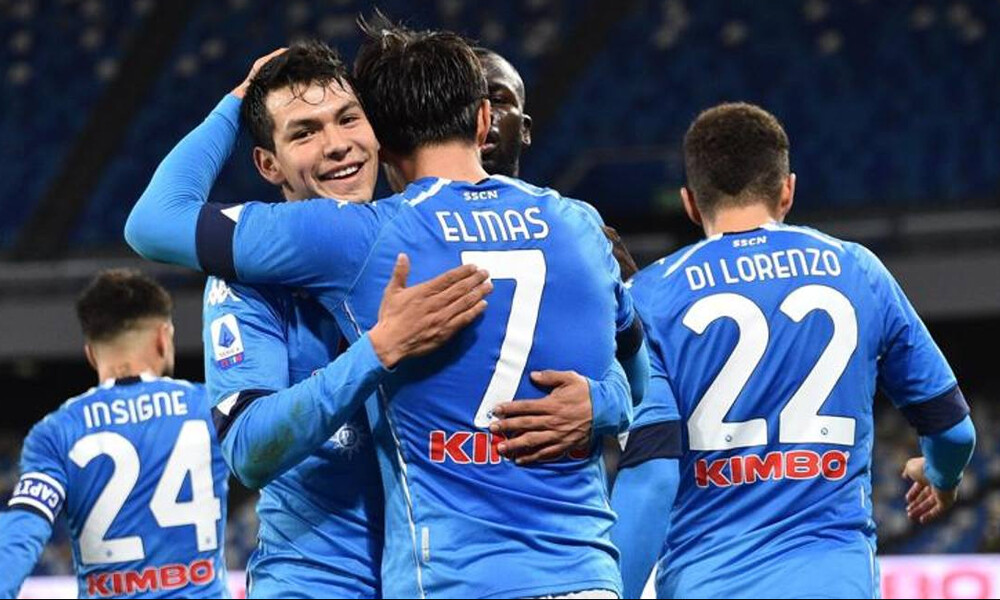 Serie A: Απ' τον πάγκο ο Ζαγαρίτης είδε την ήττα της Πάρμα απ' τη Νάπολι!