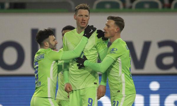 Bundesliga: Ανέβηκε τρίτη η Βόλφσμπουργκ, σπουδαία νίκη για την Κολωνία (videos+photos)