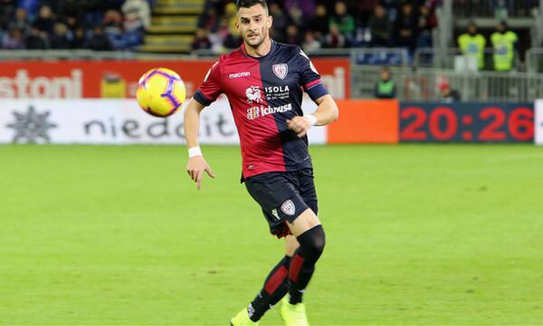 Serie A: Στην καλύτερη 11άδα της αγωνιστικής ο Λυκογιάννης