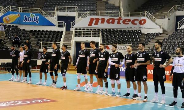 Volley League: Αναβολή στο ΠΑΟΚ-Κηφισιά