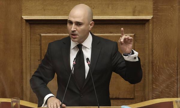 Επίθεση στο σπίτι του βουλευτή της ΝΔ, Κωνσταντίνου Μπογδάνου