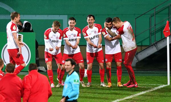 Κύπελλο Γερμανίας: Η Λεβερκούζεν αποκλείστηκε από ομάδα δ' κατηγορίας