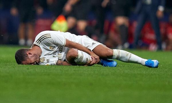 Ρεάλ Μαδρίτης: Ξανά τραυματίας ο Αζάρ! (Photos)