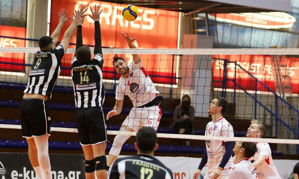 Volley League: «Καθάρισε» τον ΟΦΗ και έπιασε κορυφή ο Φοίνικας Σύρου!