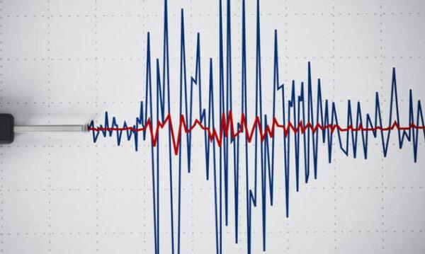Σεισμός ΤΩΡΑ 4,5 Ρίχτερ κοντά στην Κέρκυρα