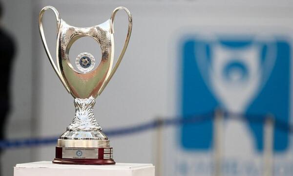 Κύπελλο Ελλάδος: Κλείνουν οι θέσεις για τους «8»