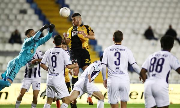 Απόλλων Σμύρνης – ΑΕΚ 2-1: Το είδε σαν αγγαρεία και ξύπνησε... εφιάλτες! (videos)