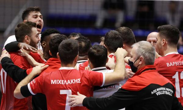 Volley League: «Τρένο» ο Φίλιππος!