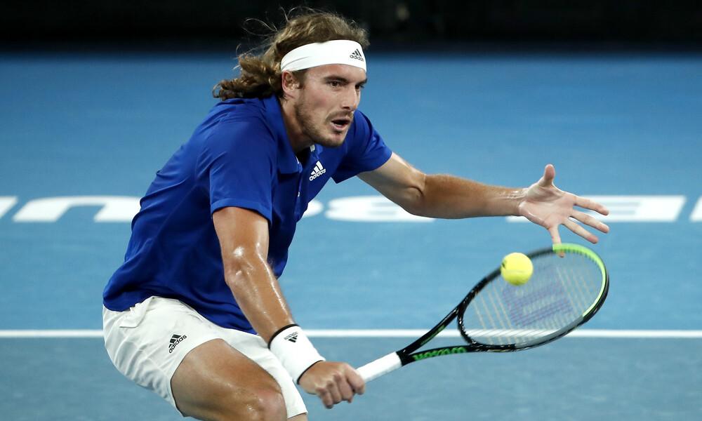 ATP Cup: Πρώτη νίκη για Ελλάδα αλλά αποκλεισμός (videos)