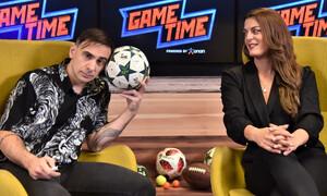 Ο ταλαντούχος κύριος Παπασημακόπουλος στο ΟΠΑΠ Game Time