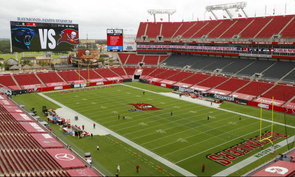 Super Bowl: Αυστηρά μέτρα ασφαλείας λόγω covid-19 και ανησυχίας για επιθέσεις